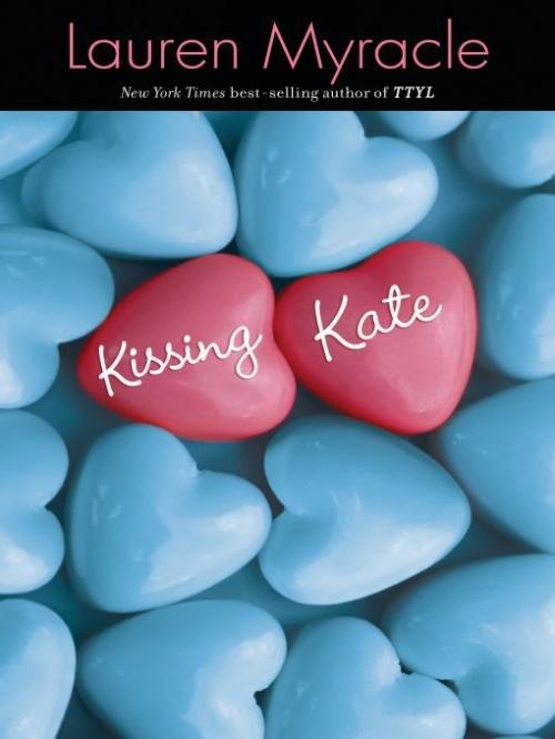 Couverture Kissing Kate