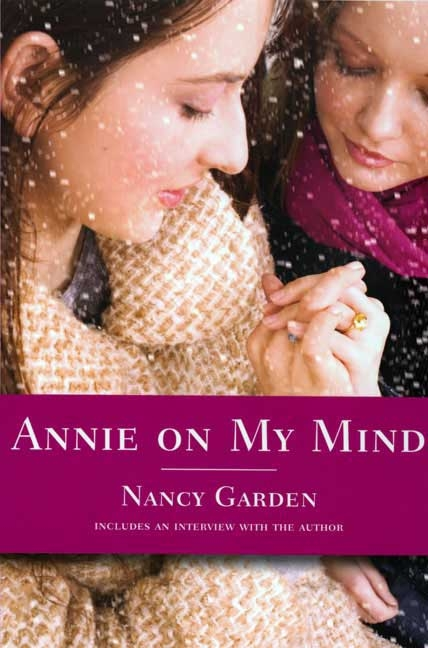 Couverture Annie on my mind