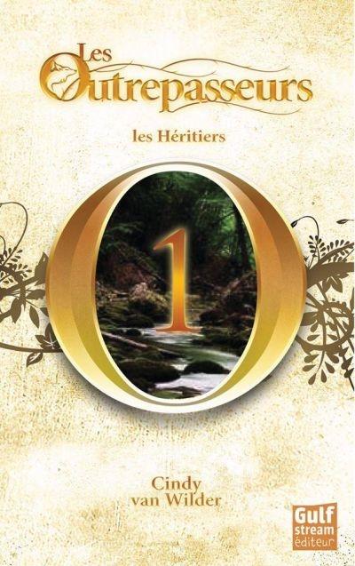 Couverture Les Outrepasseurs, tome 1 : Les héritiers
