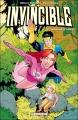 Couverture Invincible, tome 06 : Ménage à trois Editions Delcourt (Contrebande) 2011