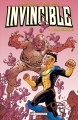Couverture Invincible, tome 07 : Mars attaque ! Editions Delcourt (Contrebande) 2012