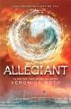 Couverture Divergent / Divergente / Divergence, tome 3 : Allégeance / Au-delà du mur Editions Sourcebooks 2013