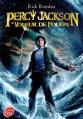 Couverture Percy Jackson, tome 1 : Le voleur de foudre Editions Le Livre de Poche (Jeunesse) 2013