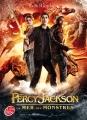 Couverture Percy Jackson, tome 2 : La Mer des monstres Editions Le Livre de Poche (Jeunesse) 2013