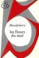 Couverture Les fleurs du mal / Les fleurs du mal et autres poèmes Editions Bordas (Collection littéraire de Lagarde & Michard) 1966