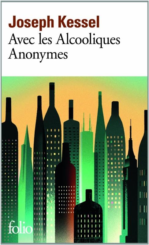 Couverture Avec les Alcooliques Anonymes