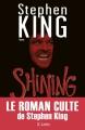 Couverture Shining / L'enfant lumière Editions JC Lattès 2013