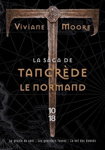 Couverture La saga de Tancrède le normand