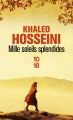 Couverture Mille soleils splendides Editions 10/18 2013