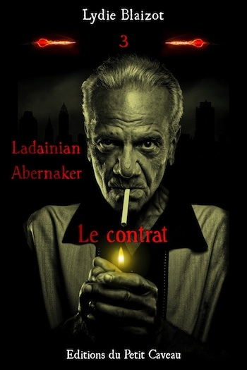 Couverture Ladainian Abernaker, tome 3 : Le contrat