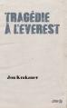 Couverture Tragédie à l'Everest Editions Presses de la cité (Document) 2013