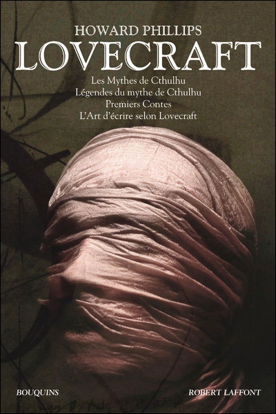 Couverture Oeuvres de H.P. Lovecraft, tome 1