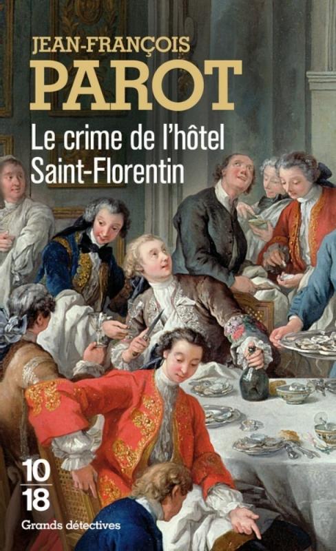 Couverture Le Crime de l'Hôtel Saint-Florentin