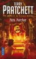 Couverture Les Annales du Disque-Monde, tome 20 : Le Père Porcher Editions Pocket 2012