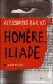 Couverture Homère, Iliade Editions Albin Michel 2006