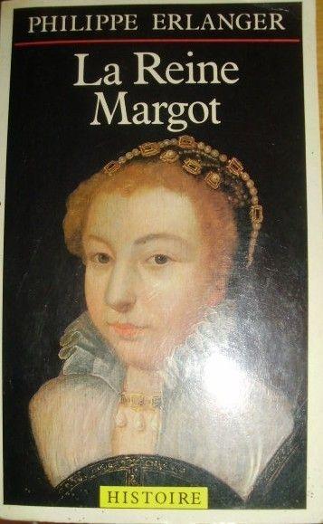 Couverture La Reine Margot