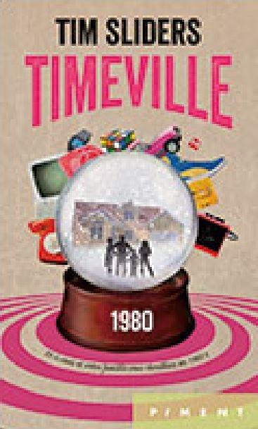 Couverture Timeville
