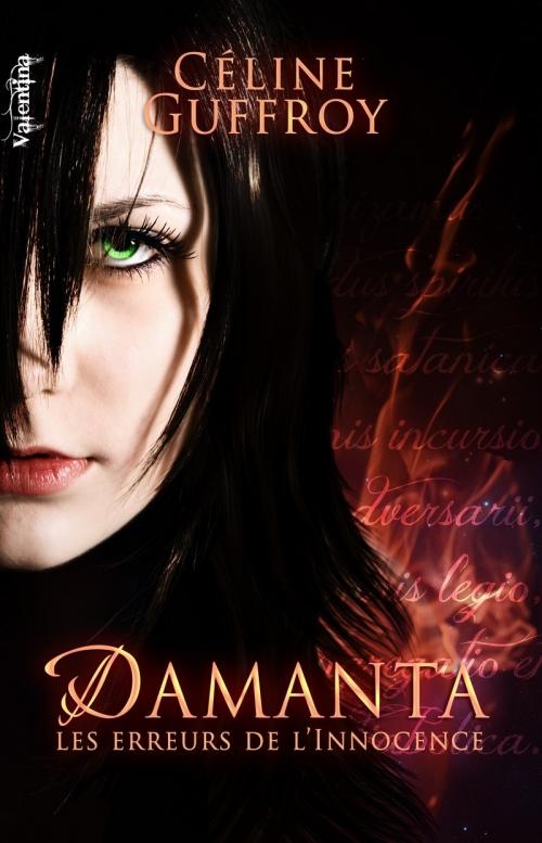Couverture Damanta, tome 1 : Les Erreurs de l'Innocence