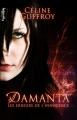 Couverture Damanta, tome 1 : Les Erreurs de l'Innocence Editions Valentina (Fantastique) 2014
