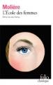 Couverture L'Ecole des femmes Editions Folio  (Classique) 2013