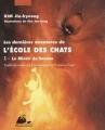 Couverture Les dernières aventures de l'école des chats, tome 1 : Le miroir de bronze Editions Philippe Picquier (Jeunesse) 2009
