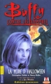 Couverture Buffy contre les vampires, tome 02 : La pluie d'Halloween Editions Pocket (Junior) 2000