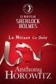 Couverture La Maison de soie Editions France Loisirs 2011