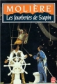 Couverture Les Fourberies de Scapin Editions Le Livre de Poche 1986