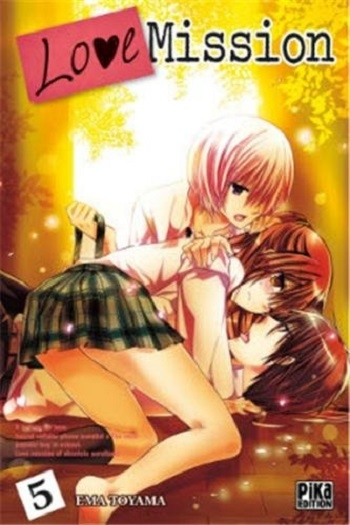 Couverture Love Mission, tome 05