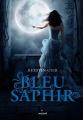 Couverture Trilogie des gemmes, tome 2 : Bleu saphir Editions Milan 2011