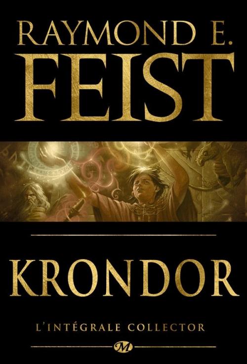 Couverture Krondor, intégrale