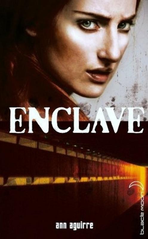 Couverture Enclave, tome 1