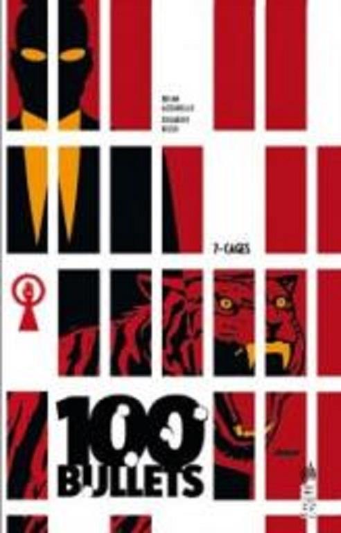 Couverture 100 Bullets (Cartonné), tome 07 : Cages