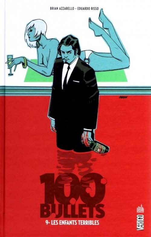 Couverture 100 Bullets (Cartonné), tome 09 : Les enfants terribles