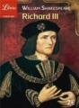 Couverture Richard III Editions Librio (Théâtre) 2010