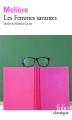 Couverture Les Femmes savantes Editions Folio  (Classique) 2012