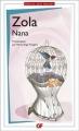 Couverture Nana Editions Flammarion (GF) 2013