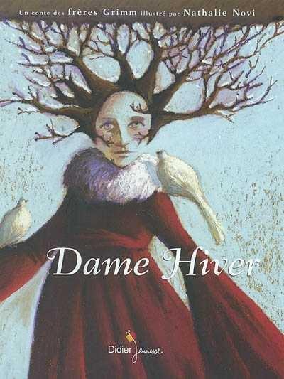 Couverture Dame Hiver