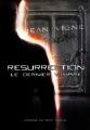 Couverture Le dernier vampire, tome 2 : Résurrection Editions du Petit Caveau 2013