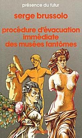 Couverture Procédure d'évacuation immédiate des musées fantômes