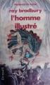Couverture L'homme illustré Editions Denoël (Présence du futur) 1989