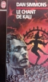 Couverture Le chant de Kali Editions J'ai Lu (Epouvante) 1996
