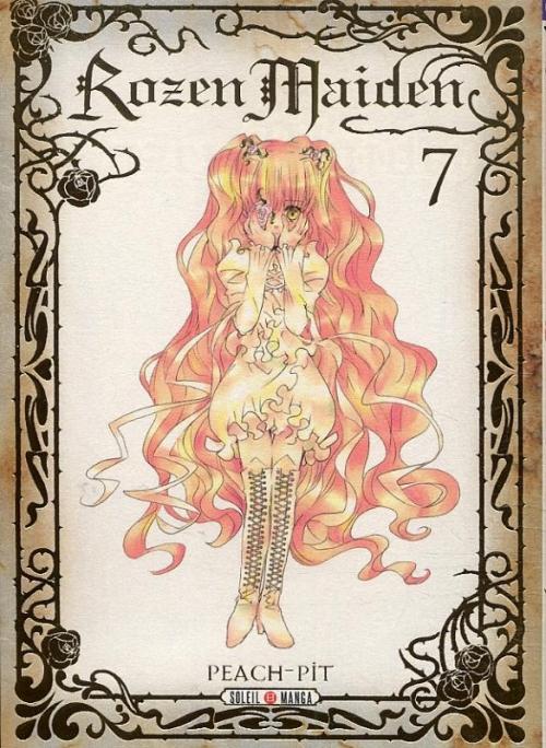 Couverture Rozen Maiden (nouvelle édition), tome 7