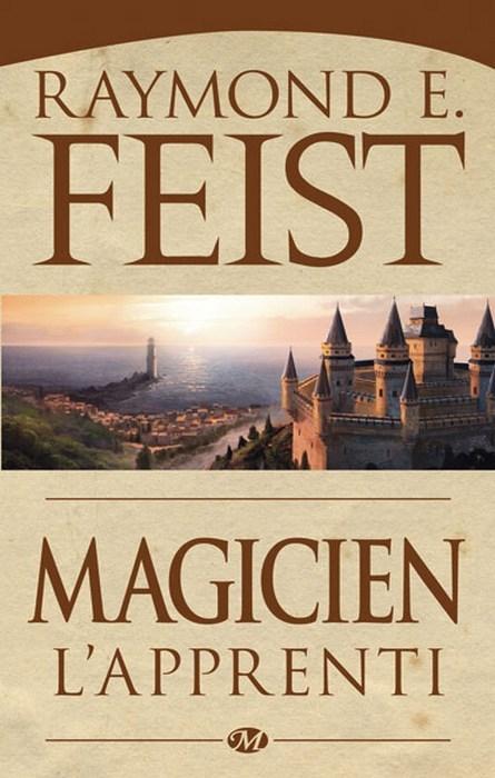 Couverture Les Chroniques de Krondor / La Guerre de la Faille, tome 1: Magicien, L'Apprenti