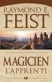 Couverture Les Chroniques de Krondor / La Guerre de la Faille, tome 1 : Magicien, L'Apprenti Editions Milady 2013