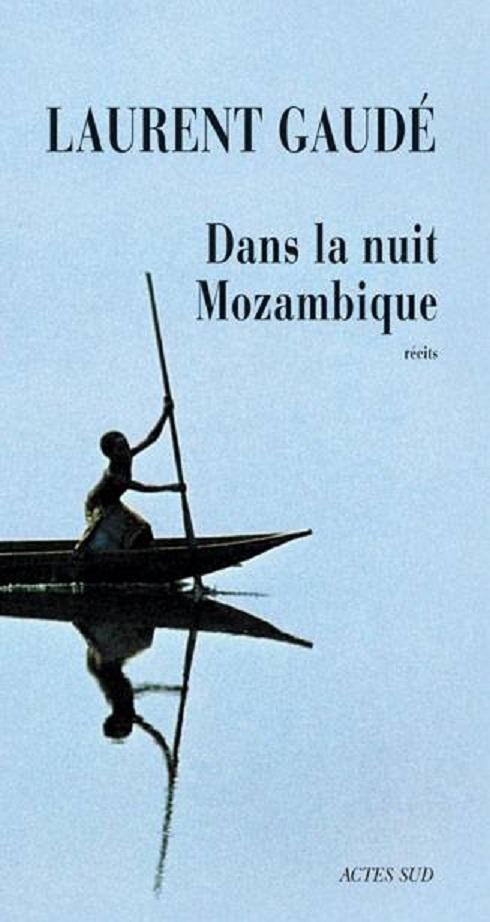 Couverture Dans la nuit Mozambique