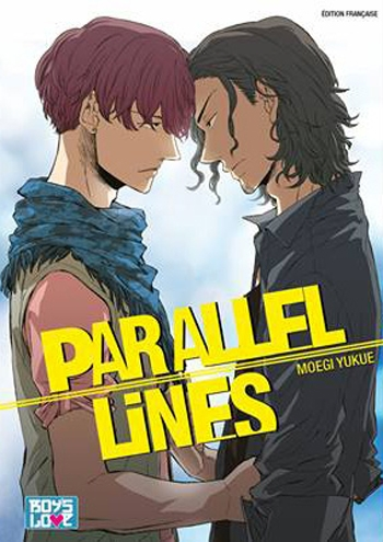 Couverture Parallel Lines