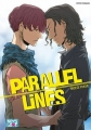 Couverture Parallel Lines Editions IDP (Boy's love) 2013
