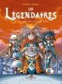 Couverture Les Légendaires, tome 16 : L'éternité ne dure qu'un temps Editions Delcourt 2013