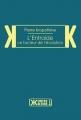 Couverture L'entraide : Un facteur de l'évolution Editions Kontre Kulture 2013